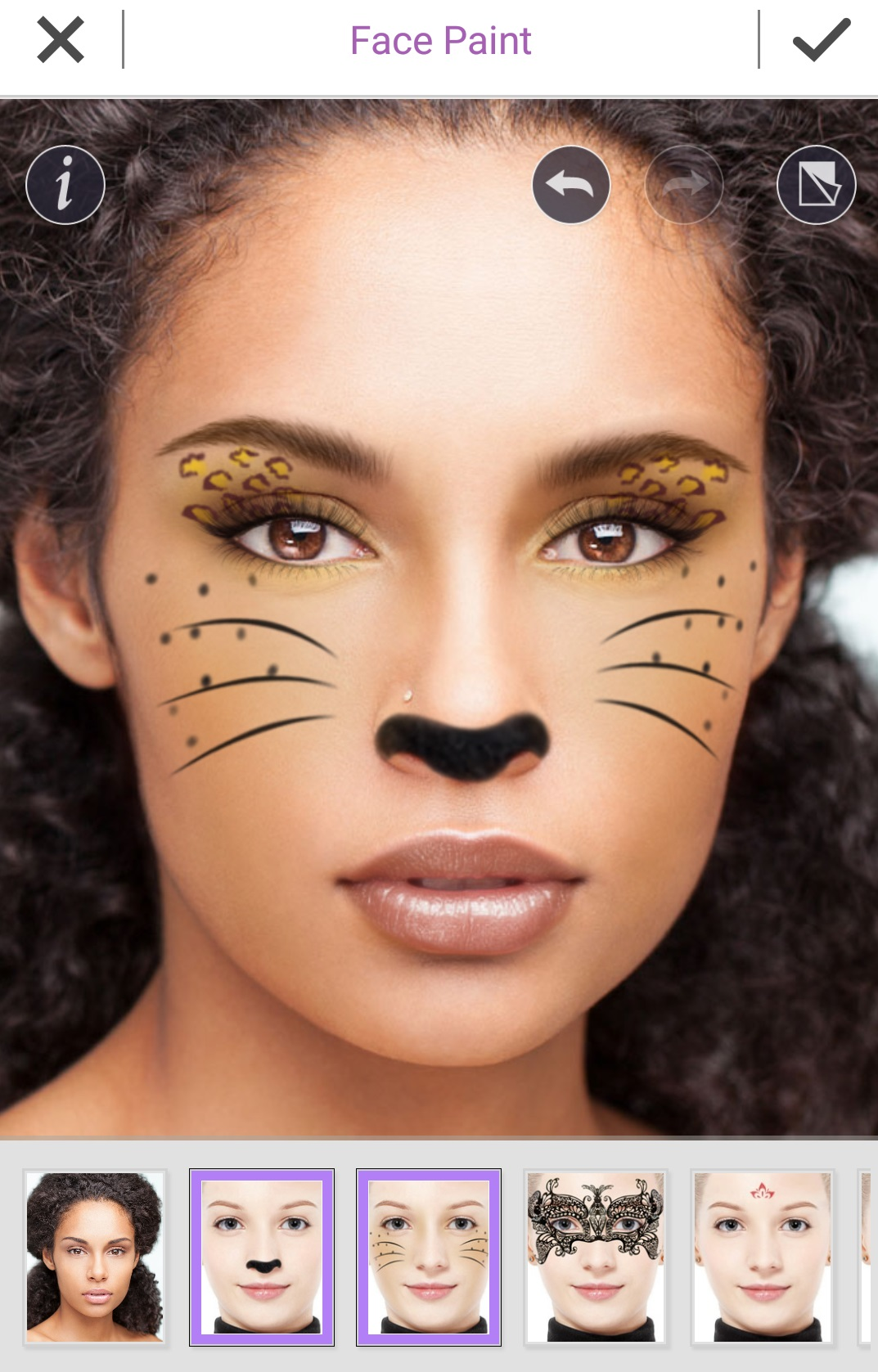 5 Awesome Festival Face Paint Looks Beauty Blog